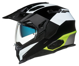 NEXX XWED 2 Duna White Black Yellow Helmet