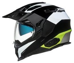 NEXX XWED 2 Duna White Black Yellow Helmet