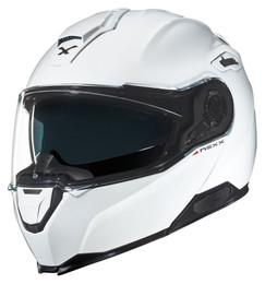 NEXX X-Vilitur Gloss White Helmet