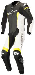 Alpinestars Missile Black White Yellow Suit