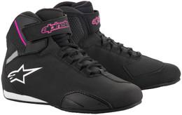 Alpinestars Stella Womens Sector Black Pink Shoes