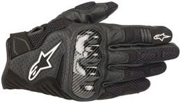 Alpinestars SMX-1 AIR V2 Black Gloves