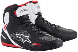 Alpinestars FSTR-3 KNIT Black White Red Shoes