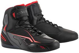 Alpinestars FSTR-3 Black Grey Red Shoes