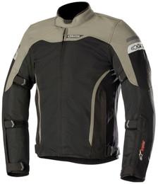 Alpinestars Leonis DS Air Black Military Green Jacket