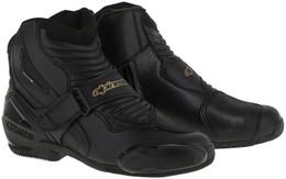 Alpinestars SMX-1 R Black Gold Boots