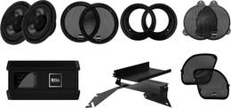Boss Audio Front Audio 2 Speaker Kit 4 Channel Amplifier - BHD3F