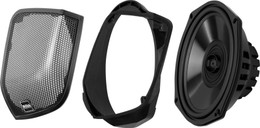 Boss Audio Rear Bag Audio Kit Touring 14-Up - BHD14