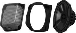 Boss Audio Rear Bag Audio Kit Touring 98-13 - BHD98
