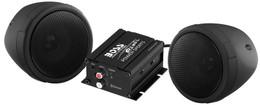 Boss Audio Scooter Speaker Kit Black - MCBK425BA
