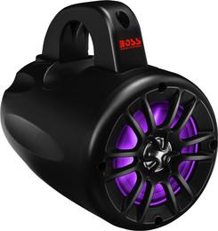 """Boss Audio 4"""" Pod Bluetooth Rgb Speakers - B40RGB"""