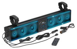 "Boss Audio 26"" Riot Sound Bar With Rgb 6 Speakers Fits 1.5-2.0"" Bars - BRT26RGB"