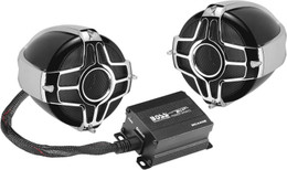 "Boss Audio 3"" Handlebar Mount 600W 2-Speaker System - MC440B"