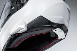 HJC Smart Motorcycle Bluetooth Communication System 20B Unit White