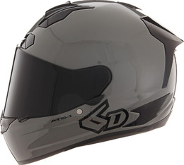 6D ATS-1R Gloss Cement Grey Helmet