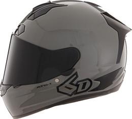 6D ATS-1R Gloss Cement Grey Helmet