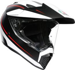 AGV AX9 Matte Black Helmet