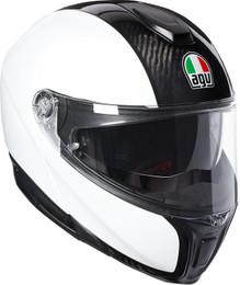 AGV SportModular White Helmet