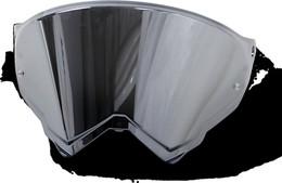 AGV AX9 Pinlock Shield - Scratch Resistant Iridium Silver
