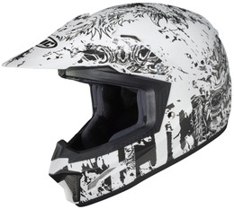 HJC CL-XY 2 Youth Creeper Mc-10Sf Helmet