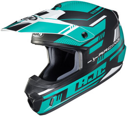 HJC CS-MX 2 Trax Mc-4Sf Helmet