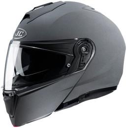 HJC i90 Stone Grey Helmet