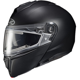 HJC i90 Snow Sf Black Elec Helmet