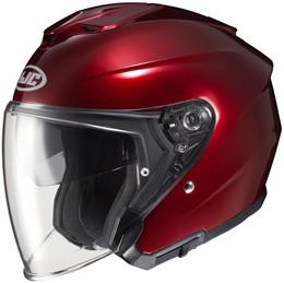 HJC i30 Wine Helmet