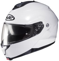 HJC C91 White Helmet