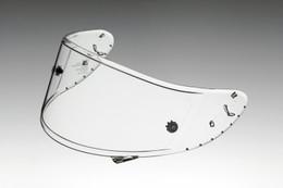 Shoei CWR-F Pinlock Shield Tear Off Posts Clear for X-14, RF-1200