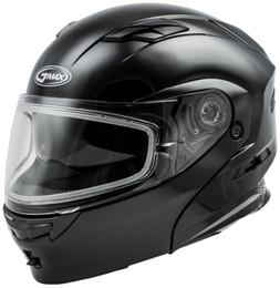 Gmax MD-01S Modular Snow Helmet Black