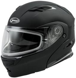 Gmax MD-01S Modular Snow Helmet Matte Black