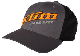 Klim Race Spec Hat Asphalt Strike Orange