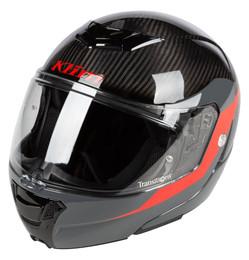 Klim TK1200 Helmet ECE/DOT Architek Redrock Karbon