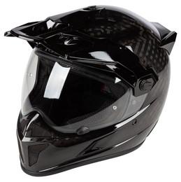 Klim Krios Helmet ECE/DOT Gloss Karbon Black