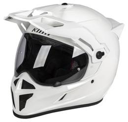 Klim Krios Helmet ECE/DOT Gloss White