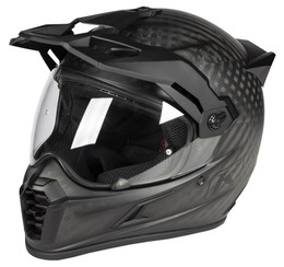 Klim Krios Pro Helmet ECE/DOT Matte Black