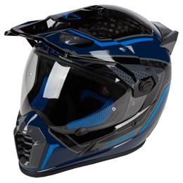 Klim Krios Pro Helmet ECE/DOT Mekka Kinetik Blue