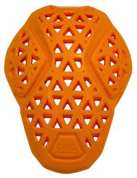 Klim D3O Shoulder Pads LP2 Pro (Set of 2) Orange Armor