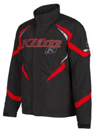 Klim Keweenaw Jacket High Risk Red
