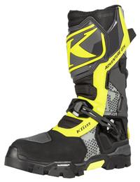 Klim Adventure GTX Boot Asphalt Hi-Vis