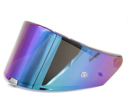 Suomy SR-GP Face Shield Visor Multi Iridium