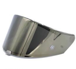 Suomy SR-GP Face Shield Visor Gold Iridium