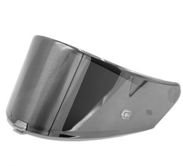 Suomy SR-GP Face Shield Visor Chrome Iridium