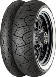 Continental Tire Conti Legend Whitewall MT90B16 Rear