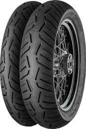 Continental Tire Conti Road Attack 3 160/60ZR18 70W Rear