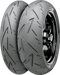Continental Tire Conti Sport Attack 2 190/55ZR17 Rear