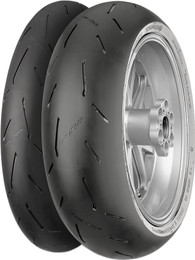 Continental Tire Conti Race Attack 2 190/55ZR17 (75W) Rear