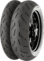 Continental Tire Conti Sport Attack 4 190/55ZR17 Rear
