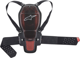 Alpinestars Nucleon KR-1 Cell Black Armor